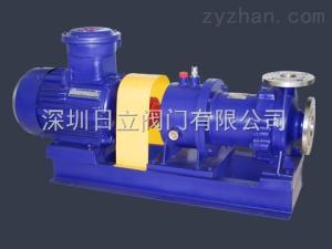 OKE进口不锈钢耐高温磁力泵 氟塑料自吸磁力泵
