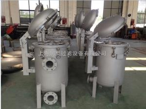 RL-4P2S多袋式过滤器 蚌开袋式过滤器 不锈钢过滤器