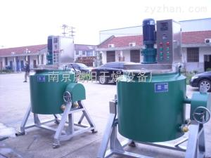 FK-500L導熱油加熱攪拌恒溫配料罐