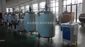 灭菌乳(UHT奶)生产线