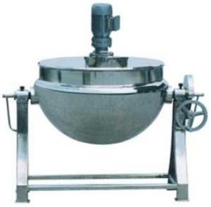 KJ江苏夹层锅/可倾式夹层锅/蒸煮锅/电加热夹层锅/蒸汽夹层锅/浓缩锅