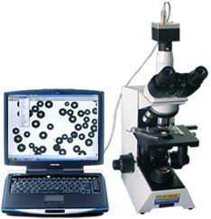BT-1600 圖像顆粒分析系統