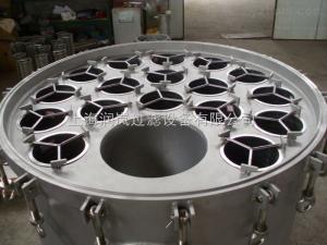 厂家直销 不锈钢多袋式过滤器 卫生级袋式过滤器