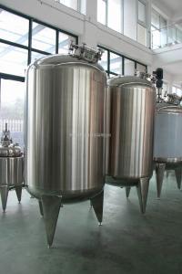 不銹鋼緩沖罐/暫存罐/儲存罐/無菌儲液罐/純化罐