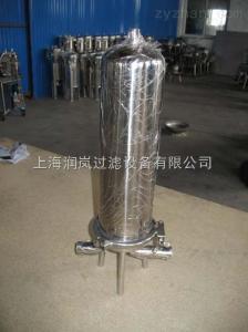 廠家批發 不銹鋼立式3芯20寸精密過濾器 加壓過濾設備