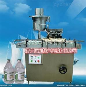 HSZ-12高速軋蓋機/轉盤式西林瓶高速軋蓋機廠家