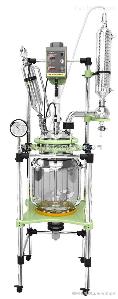 SF5L雙層玻璃反應釜