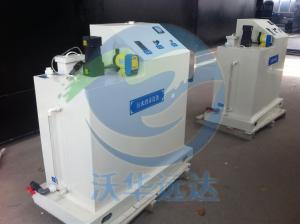 二氧化氯消毒劑投加裝置
