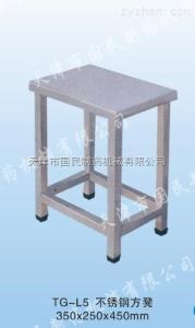 不銹鋼方凳 不銹鋼凳子