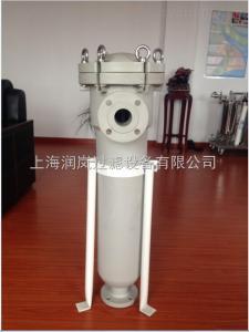 PP2#上海潤嵐 藥液過濾機 2#PP袋式過濾器廠家