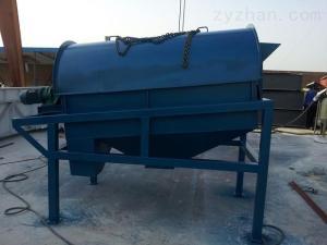 定做化肥筛分设备滚筒筛分机 猪笼筛