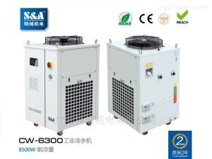 CW-6300ET锐科1000W光纤激光器用特域冷水机