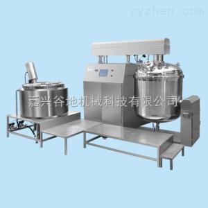 DZRJ-1000L系列乳化单层罐