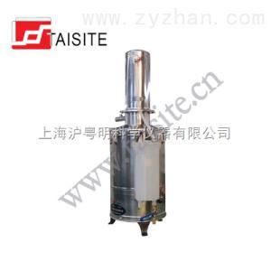 HS.211.5L不銹鋼電熱蒸餾水器/5L不銹鋼電熱蒸餾水器