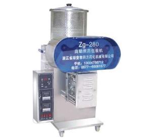 ZG-280自動煎包藥裝機