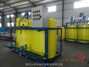SK-JY扬州智能化加药装置操作及维护