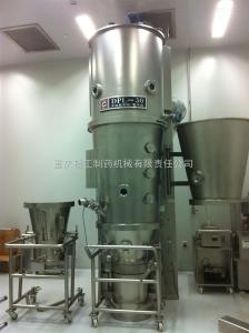 DPL型多功能流化床制粒包衣機價格