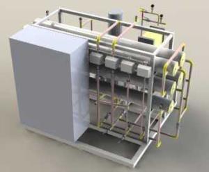 EDI電再生離子交換器