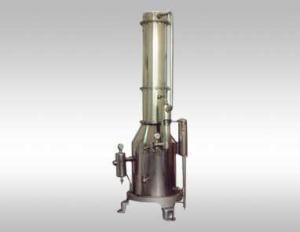 蒸汽蒸餾水器