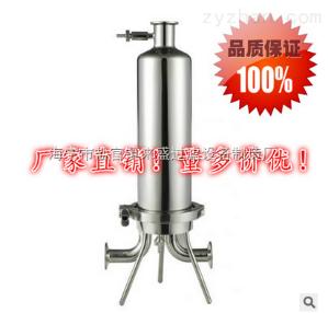 304/316L卫生级不锈钢筒式过滤器