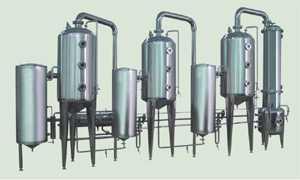 WN3三效蒸发浓缩机组系列