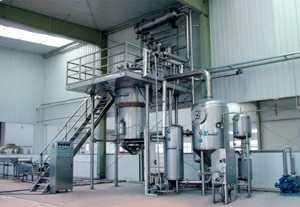 TNJ自控高效熱回流循環提取濃縮機組系列
