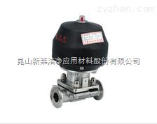 KDV-PP型氣動無菌隔膜閥