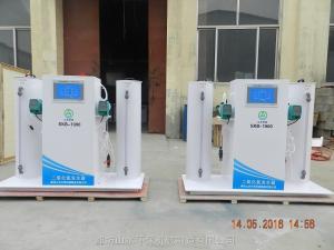 SK宁夏高纯型二氧化氯发生器厂家定制加工