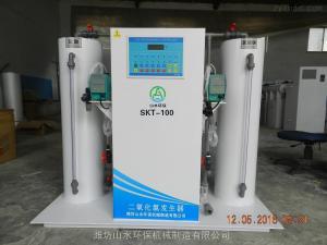 SK济南小型二氧化氯发生器设备特点
