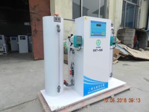 SK安徽省旗艦型二氧化氯發生器