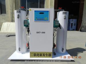 SK合肥一体型二氧化氯发生器多少钱