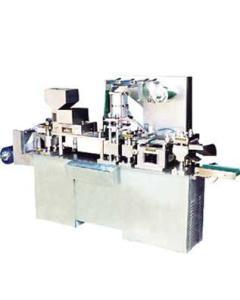 DPP200平板式泡罩包装机