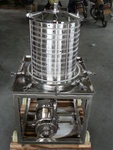 CT500廠家直銷大流量層疊式板框過濾器