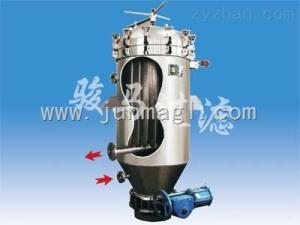 JM-R10密閉全自動脫渣葉片式脫色過濾器