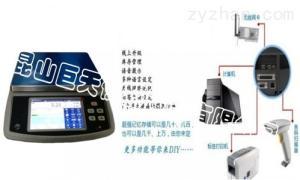 WN-Q20S甘肅1.5kg/0.1g自動儲存電子天平桌稱
