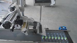 浩悦TM-200型全自动不干胶平面贴标机