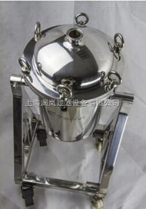 RL-LXGLQ-400-5大輸液脫碳過濾器 眼藥水脫碳鈦棒過濾器 原料藥溶劑脫碳過濾器