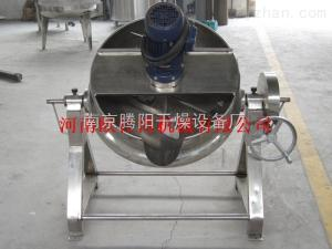 FK-500L电加热搅拌夹层锅