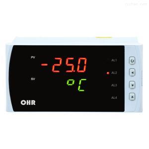 OHR-E100A-55-X/X/X/X虹潤網上商城推出OHR單回路溫度控制器