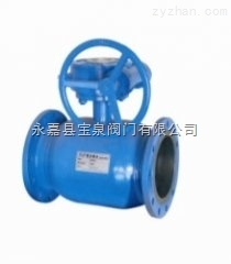 渦輪法蘭焊接球閥渦輪法蘭焊接球閥