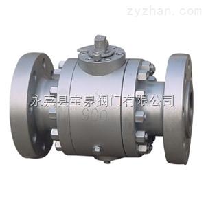 Q347N鍛鋼固定球閥