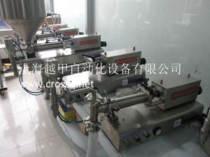 FM-SLT上海越甲半自動臺式液體灌裝機FM-SLT