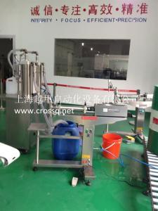 FM-SLV,SLVQ上海越甲半自動立式液體灌裝機FM-SLV,SLVQ