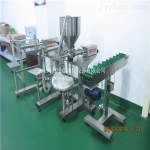 FM-SMV & FM-SMVQ上海越甲半自动立式膏体灌装机FM-SMV & FM-SMVQ