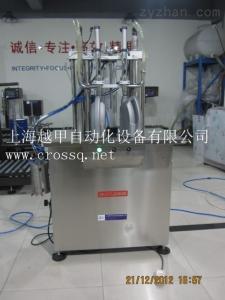 FM-SDV上海越甲雙頭液體灌裝機FM-SDV (無泡液體)