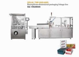 DZH-90/TMP-300D(400D)DZH-90/TMP-300D(400D)装盒/三维包装联动线,包装生产线