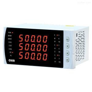 虹潤網上商城推出OHR系列電流/電壓表