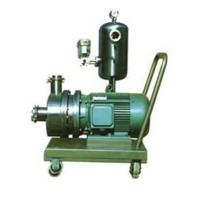 齐全管线乳化机用于工业生产和中试产品的乳化、均质和分散