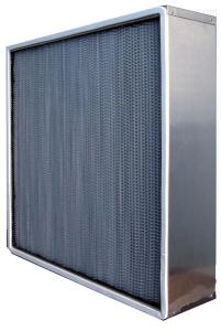 K84-001耐高温有隔板高效过滤器