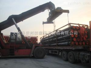 聚氨酯塑套鋼保溫管